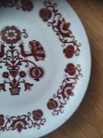 Alföldi madaras tányér falidísr 19 cm