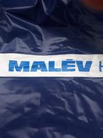 MALÉV zakó szállitó, cippzáras kellék- retro reklámtárgý