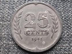 Hollandia I. Vilma (1890-1940 és 1945-1948) 25 Cent 1941 (id37238)