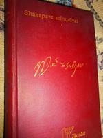 Shakspere Történelmi színművei  1902 Franklin kiadás