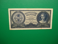 1 milliárd mil.-pengő 1946