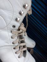 Retro női műkorcsolya pár cipő