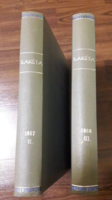Rakéta magazin 1987-1988 közötti kiadásai