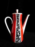 Freiberger modernista kávékiöntő a hatvanas évekből