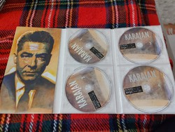 KARAJAN 4darabos CD eladó