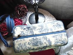 Jelenetes boros piknik táska kellékekkel
