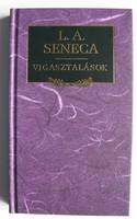 L.A. SENECA: VIGASZTALÁSOK 1996 KÖNYV KIVÁLÓ ÁLLAPOTBAN