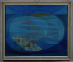 Garabuczy Ágnes: Kék öböl
