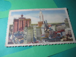 S: PAOLO   Brasilia   képeslap   1964  .   140 x 90  mm