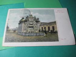 MEXIKÓ   képeslap  1926 ból   , 137 x 88  mm