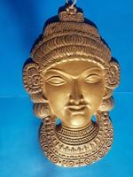 Keleti vallási figura fej