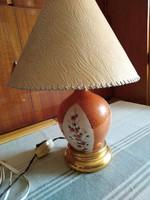 Kerámia asztali lámpa eladó