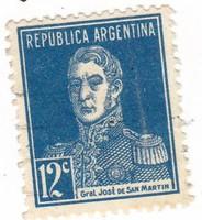 Argentina emlékbélyeg 1916