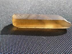 Természetes, nyers Citrin drágakő, ékszeralapanyag. 1,23 gramm