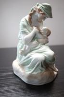 Herendi porcelán, Anya gyermekével
