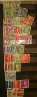 70 darab régi ausztrália i bélyeg korai szép darabok lot 1 forintról akció KIÁRUSÍTÁS jó licitálást