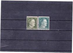Német birodalom hivatalos bélyegek 1941