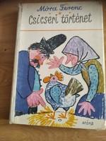 Móra Ferenc Csicseri történet