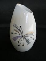 Aquincumi porcelán váza