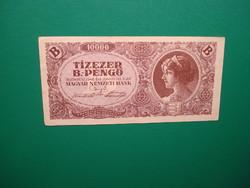 10000 Bil-pengő 1946 Extraszép!