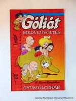 1990 ?  /  Góliát  /  Régi KÉPREGÉNYEK Szs.:  15203
