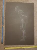 Orsz. Magy. Kir. Iparművészeti Tanoda, 1930-1934, vegyes anyag, szép keretét várja, méret jelezve!
