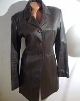 Valódi luxus bárány finom bőr női kabát 100% genuine lamb skin women's coat jacket