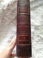 Dr.Márkus Dezső- Magyar jogi lexikon II.kötet 1899