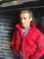 Barbie Karakter baba JAMES DEAN