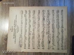 "Antik kotta: 1914 potpourri ""mein Wagner"" album violine Goldmann"