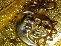 Arany Nap - Hold medál gold Sun -  Moon medal