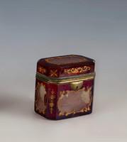 Kalcedon doboz