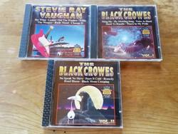 Stevie Ray Vaughan,  The Black Crowes, Living Colour, Cinderella, Stevie Nicks live (LSD RECORDS) cd