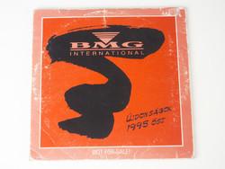 BMG International Újdonságok 1995 Ősz (promó CD) exkluzív Popular remix + Ákos Kentaur Kozmix stb