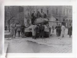 1956 -os forradalom újra előhívott fotók 6 db (18+)