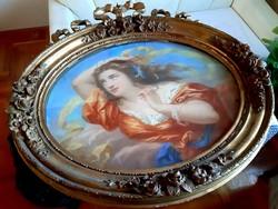 Bernard-Charles Chiapory festmény az 1800-as évekből