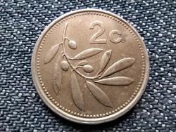 Málta 2 cent 1995 (id36873)