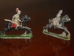 Antik ólom lovaskatonák