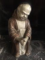Ritka antik kerámia szerzetes tároló