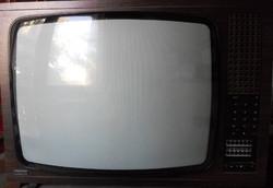 Videoton TS 5316 SP televízió, tv-készülék (retro tévé)