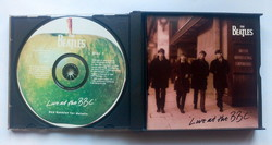 The Beatles Live at the BBC dupla CD