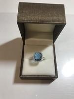 Fehérarany antik gyűrű