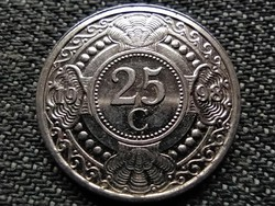 Holland Antillák Beatrix (1980-2013) 25 cent 1998 (id36693)