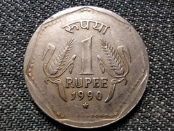 India 1 Rúpia 1990 * (id36897)