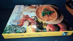 Csák Erika: Olasz konyha 2005.  3900.-Ft