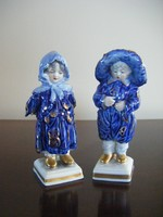 Antik Volkstedt figurák
