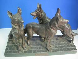 Német juhász kutyák
