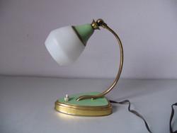 Szép, retro asztali lámpa