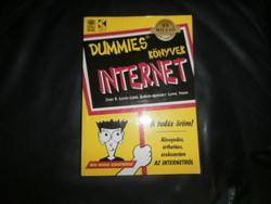 Szakkönyv - DUMMIES KÖNYVEK - Internet - Levine-Baroudi-Young