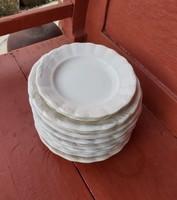15  db Gránit  Indamintás Paraszti tányérok,  egyben eladó